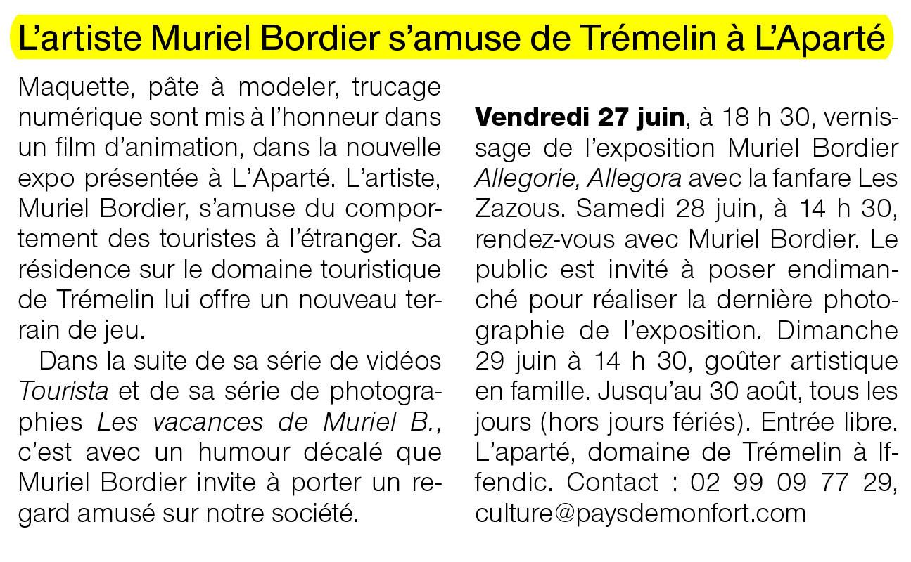 Ouest-France - 21 juin 2014