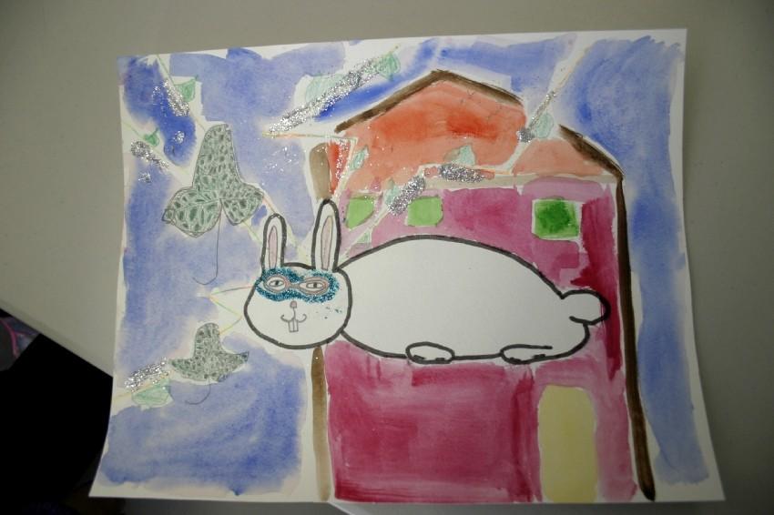 CE2 école élémentaire du Pays Pourpré, Montfort-sur-Meu