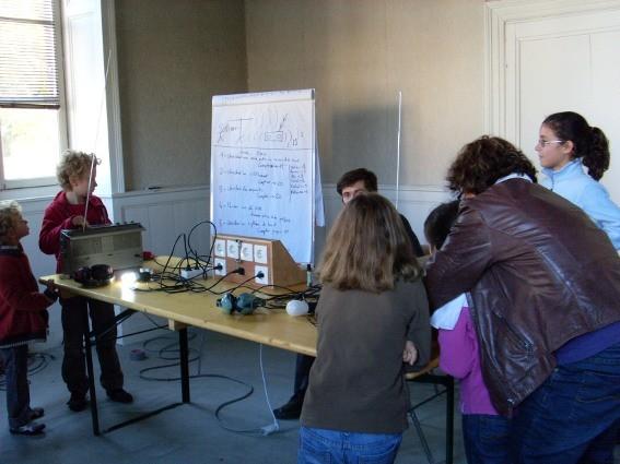 Atelier du 22 octobre 2011