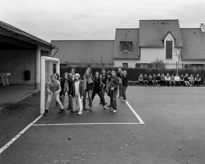 Photo : Marc Loyon, école Gimbert de Guignen, 14 décembre 2014. DR