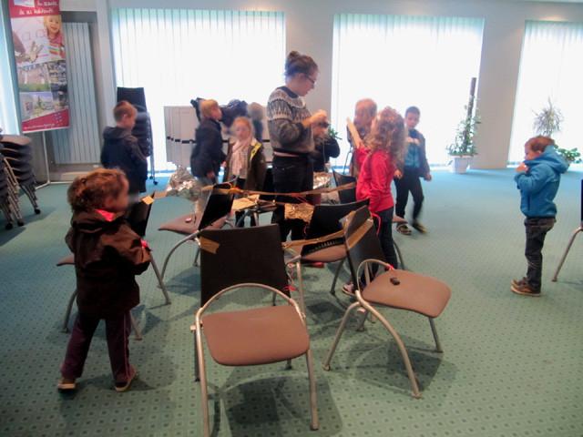 Atelier avec Diane Grenier - CP école élémentaire publique du Moulin à Vent, Montfort/Meu