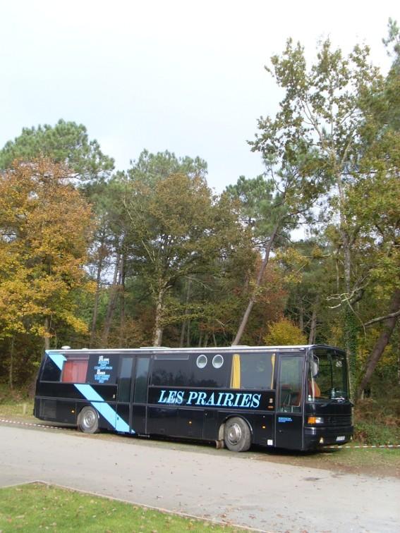 14 novembre 2012 - La Caravane au Domaine de Trémelin (Iffendic)