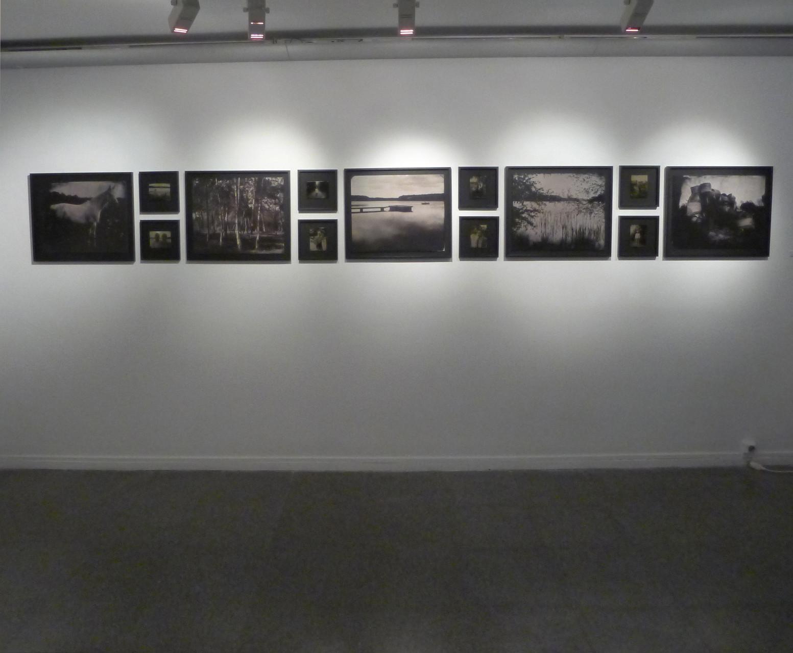 """""""Déambulante"""", série de photographies de Delphine Dauphy. DR Israel Ariño"""