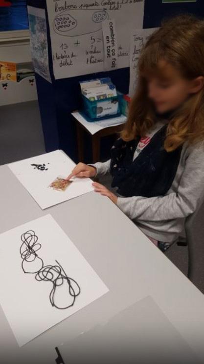 Séance 2 : Présentation de la technique de la sérigraphie et découverte des matériaux