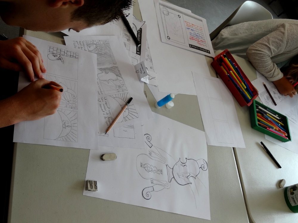 Atelier individuels avec Karine Bernadou