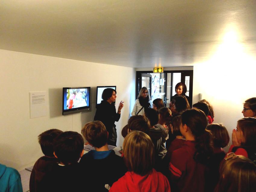 CM2 école élémentaire Moulin à Vent, Montfort-sur-Meu