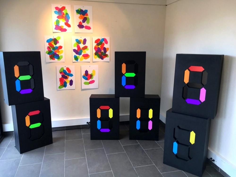 Exposition Julien Duporté, G.A.G, 2016