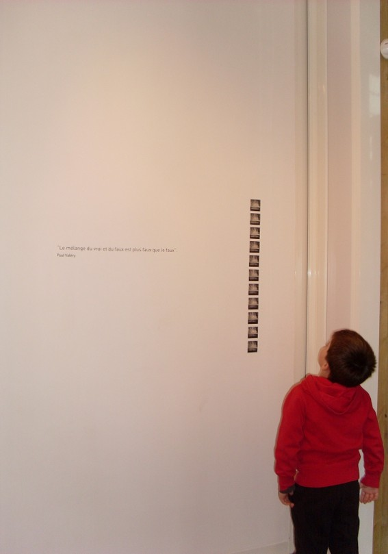 Visite de l'exposition Israel Ariño, Terra Incognita