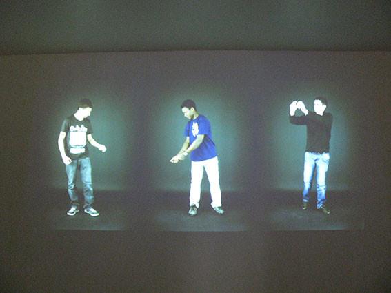 Cédric Martigny, Chrysalides, 2012, vidéo 8 minutes. Dispositif Écritures de Lumière de la Drac Bretagne.