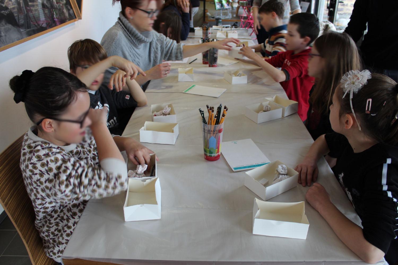 Atelier Angélique Lecaille