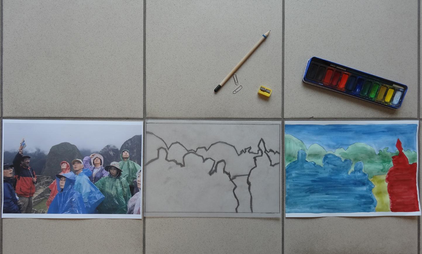 Atelier Cycle 1-2. Dessin et peinture