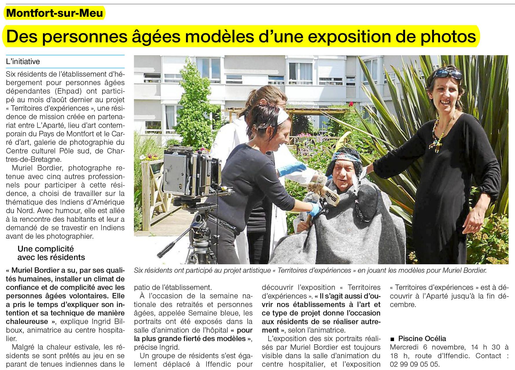 Ouest-France - 6 novembre 2013