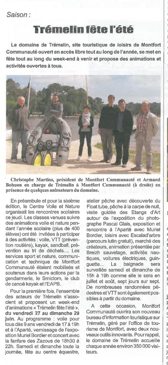Hebdo d'armor - 28 juin 2014