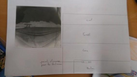 """Détail d'un carnet """"photographie au sténopé"""""""