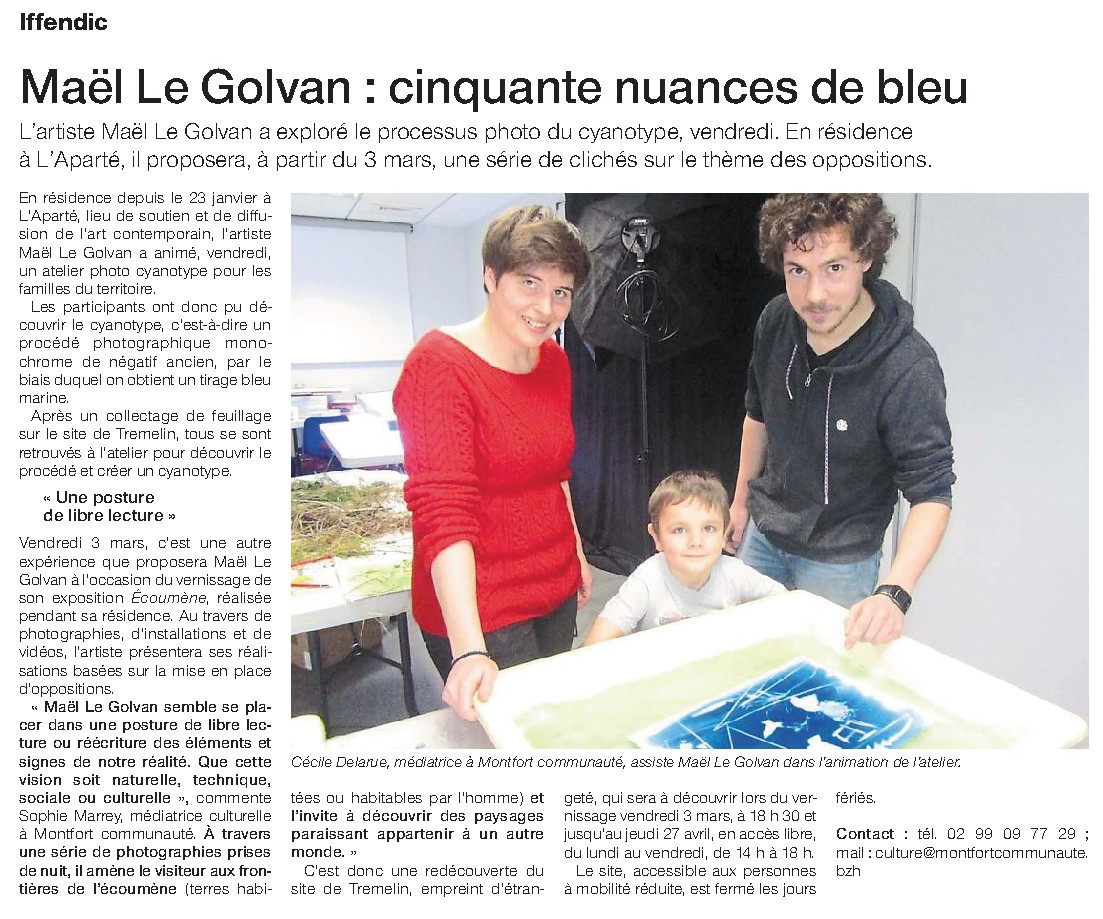 Ouest-France du 27.02.17