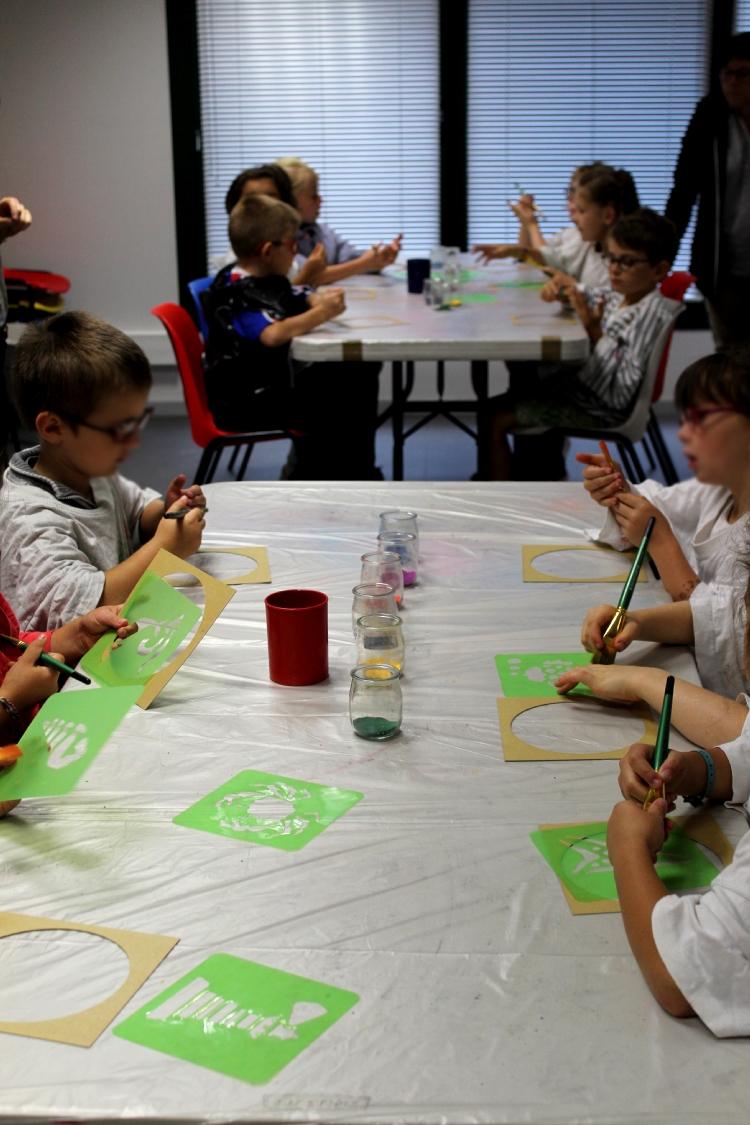 Classe de CP-CE1 de l'école élémentaire publique du Moulin à Vent de Montfort-sur-Meu