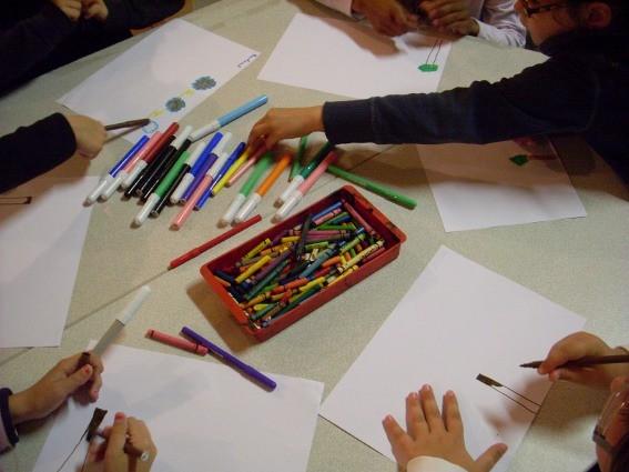 GS-CP Ecole Saint-Melaine, Pleumeleuc - atelier sonore avec Rémi dal Negro