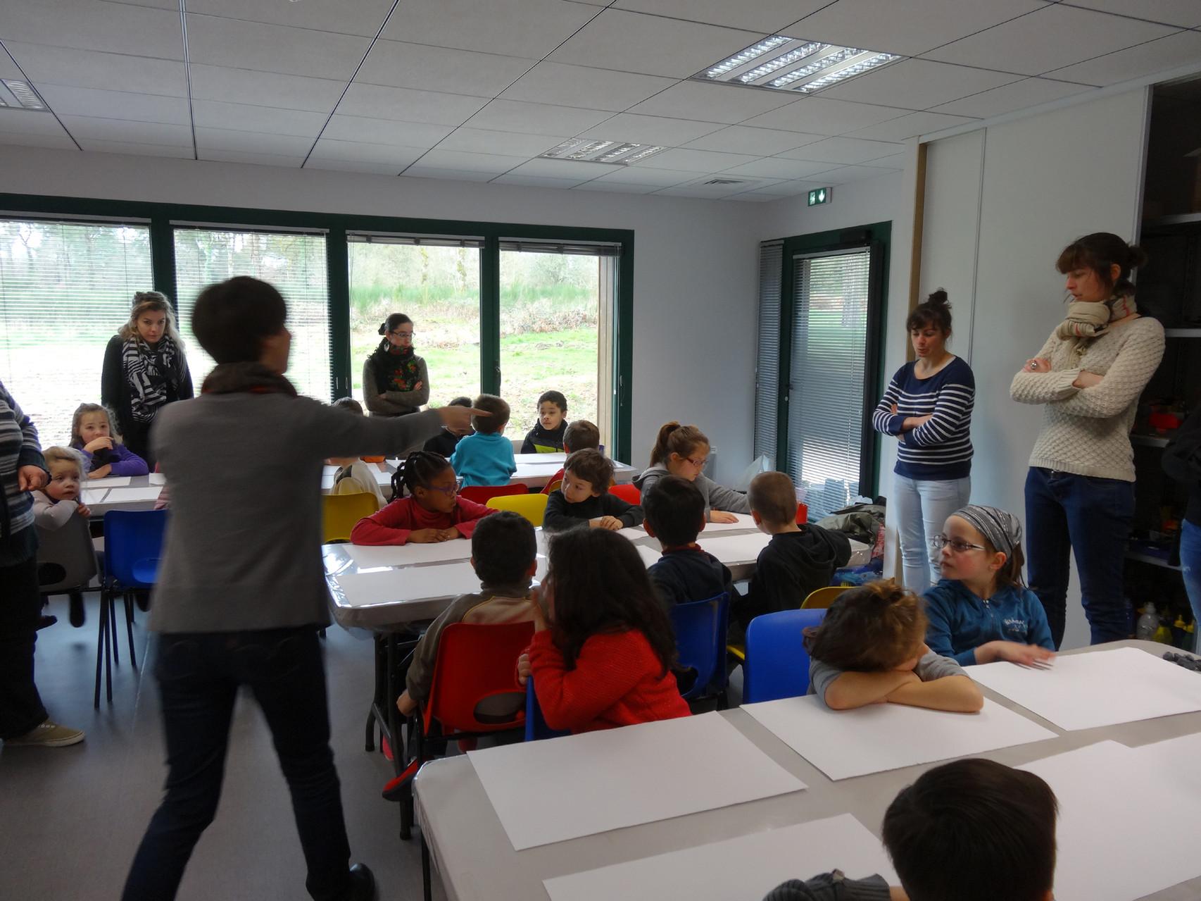 CP Ecole élémentaire publique Fée Viviane Iffendic