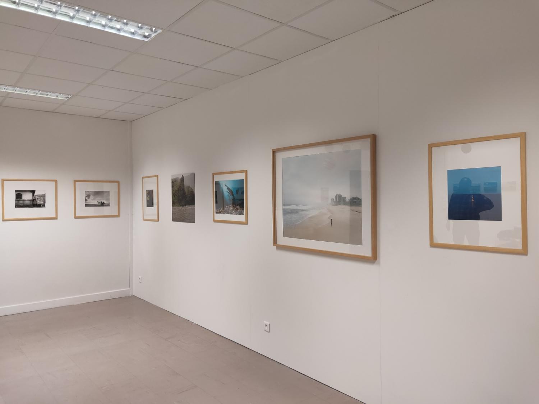 Vue de l'exposition Paysage