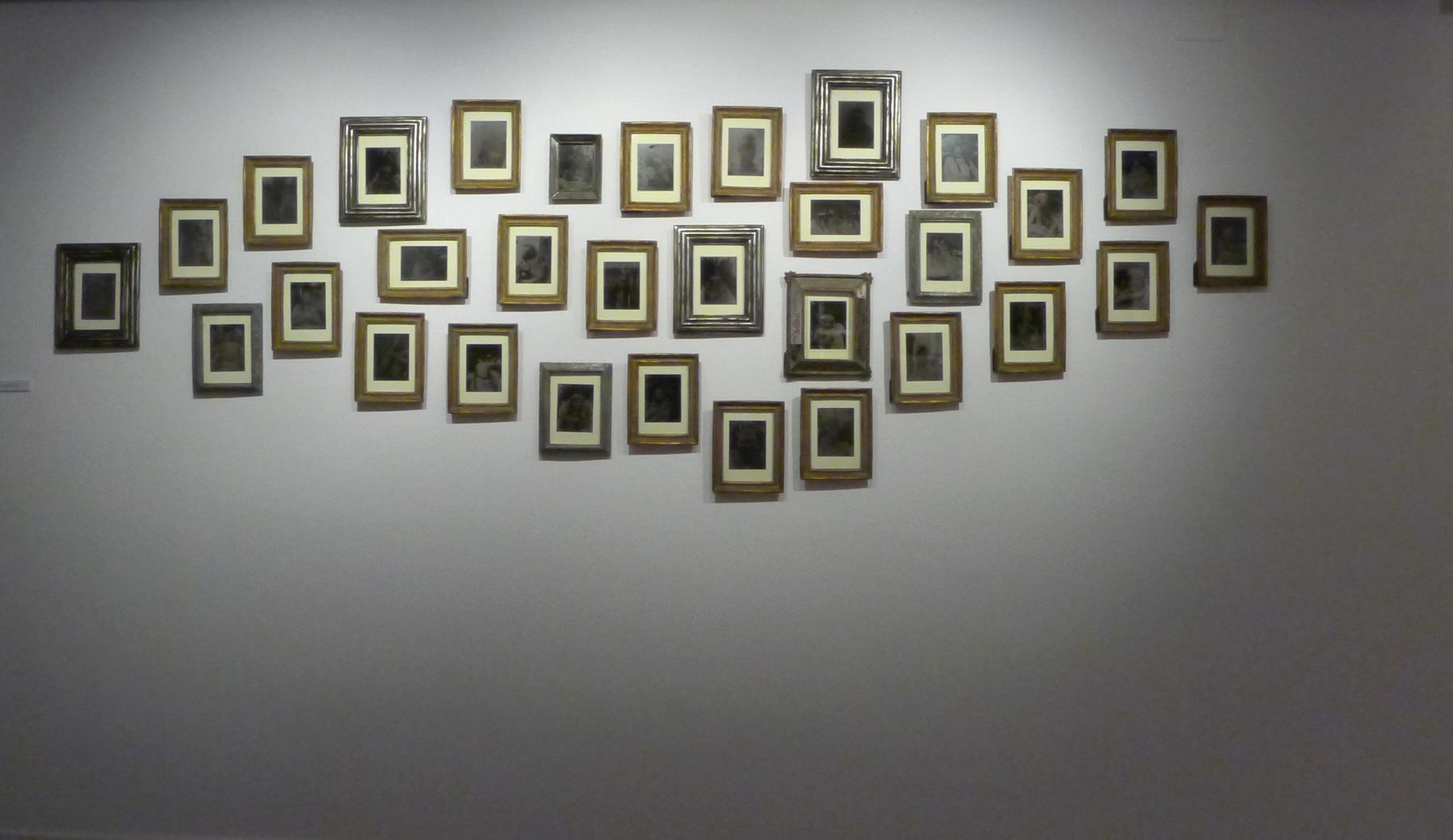 """""""Sans réserve"""", série de photographies de Muriel Bordier. DR Israel Ariño"""
