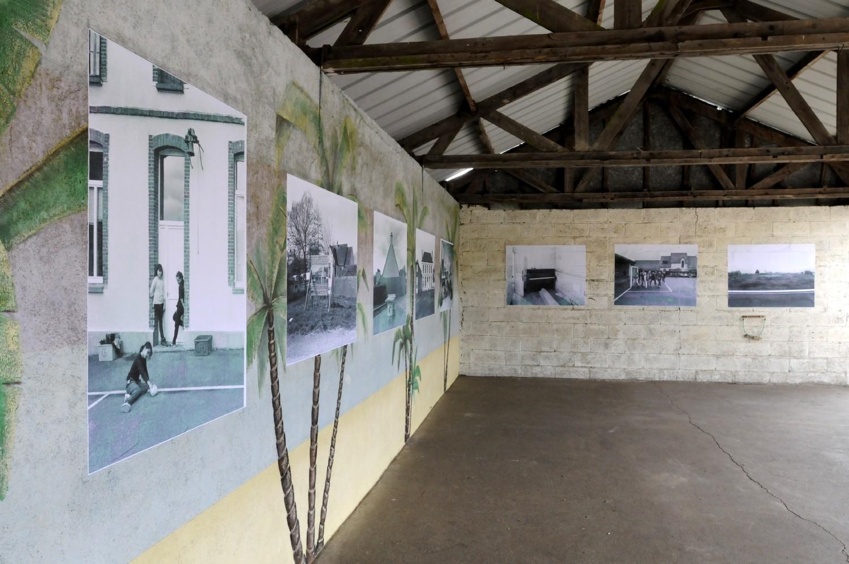"""Vernissage de l'exposition """"D'une école à une autre"""", école Gimbert de Guignen, 18 juin 2015."""