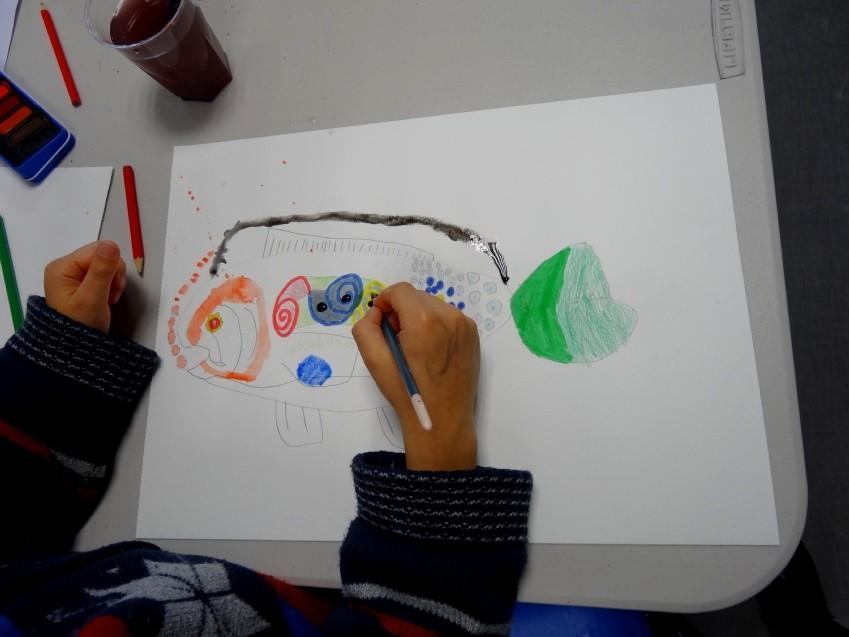 CP-CE1 école élémentaire publique Pays Pourpré, Montfort-sur-Meu
