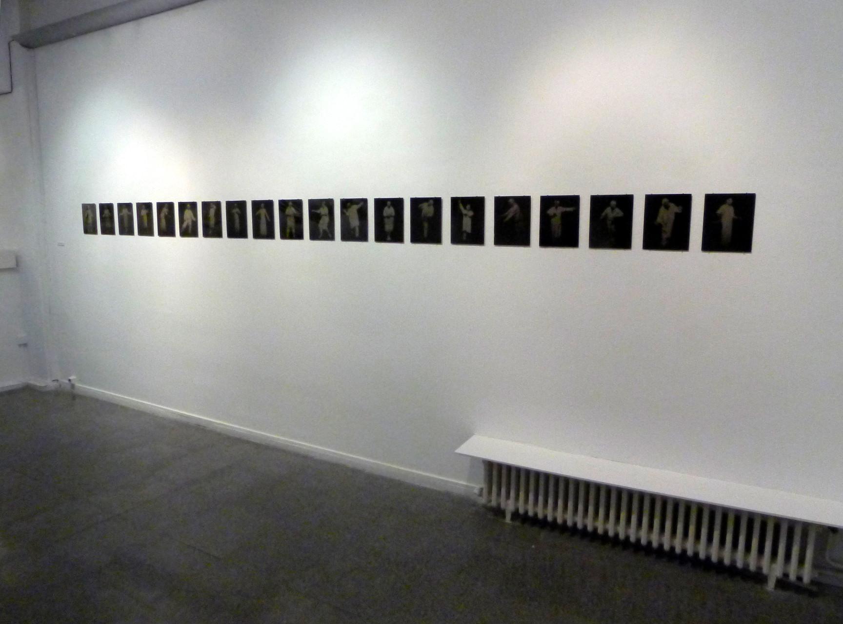 """""""Abattoir"""", série de photographies de Cédric Martigny. DR Israel Ariño"""