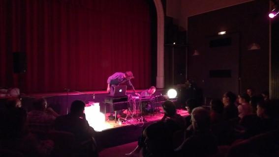 Concert Steve Roden / Mathias Delplanque à l'Avant-scène