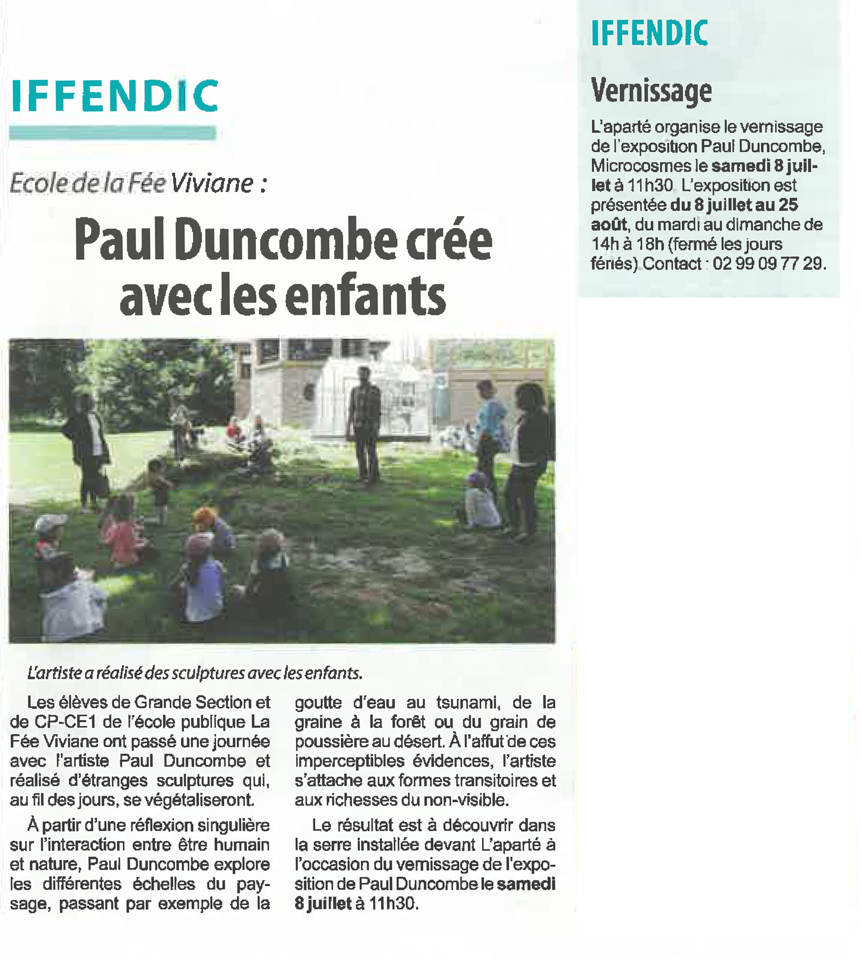 Hebdomadaire d'Armor du 7 juillet 2017