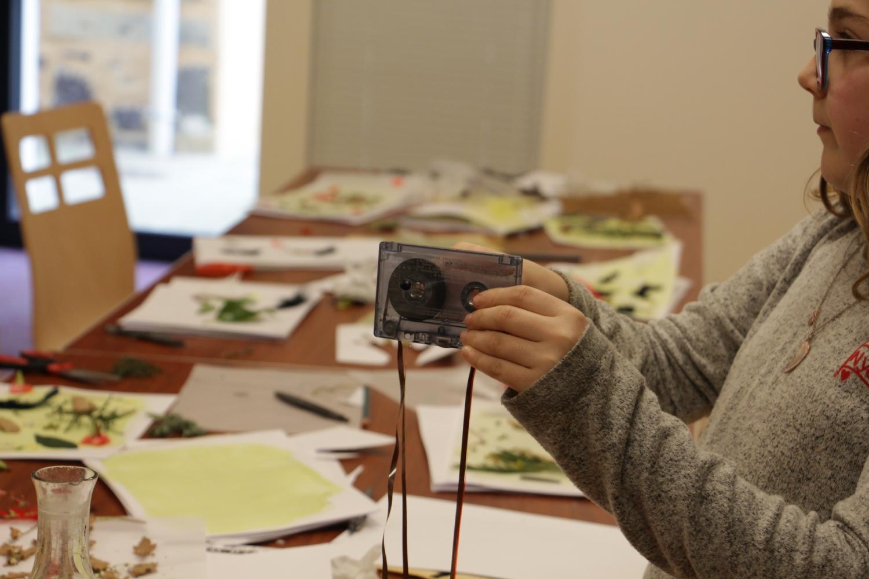Atelier photo avec Mael Le Golvan