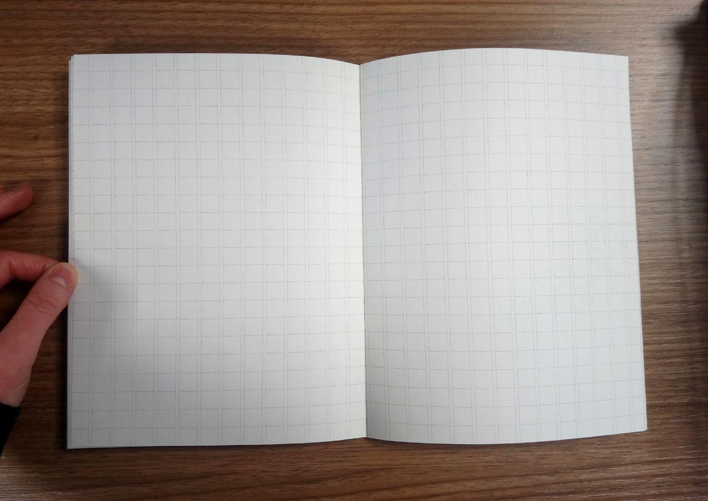 Rika Tanaka, Notebook, 2018