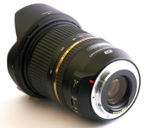 Tamron SP 24-70 mm f2.8 VC USD