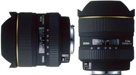 Sigma 12-24 mm f/4.5-5.6 EX DG HSM
