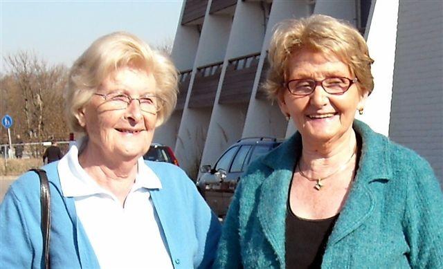 Walcheren 2009 - Fietsen en bridgen