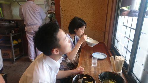岡山まできたのでついでに瀬戸大橋を渡って香川でうどんを食べるカズキ氏とRieさん