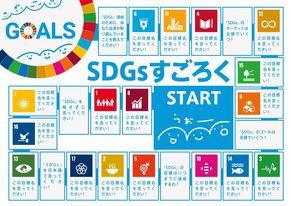 SDGsすごろくゲーム初級編