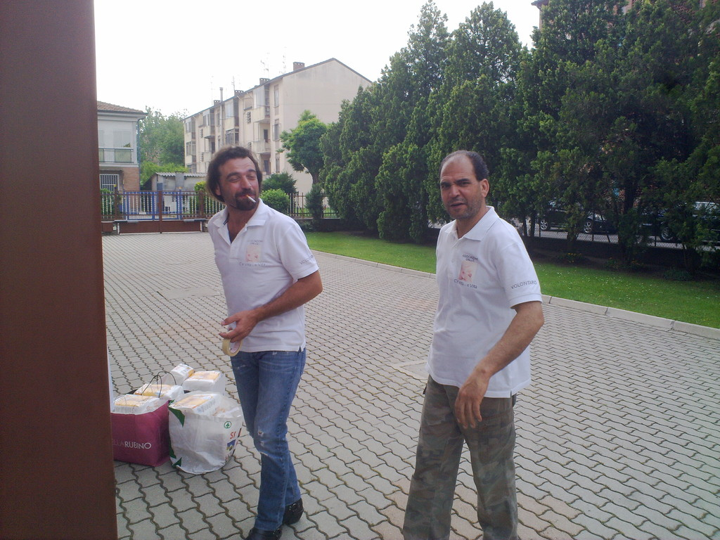 Berti Roberto e Kharbouchi Elyazid