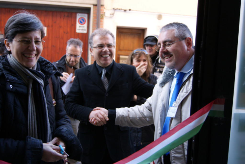 Saluto Presidente Consiglio comunale Colaiacovo, Presidente Martinelli