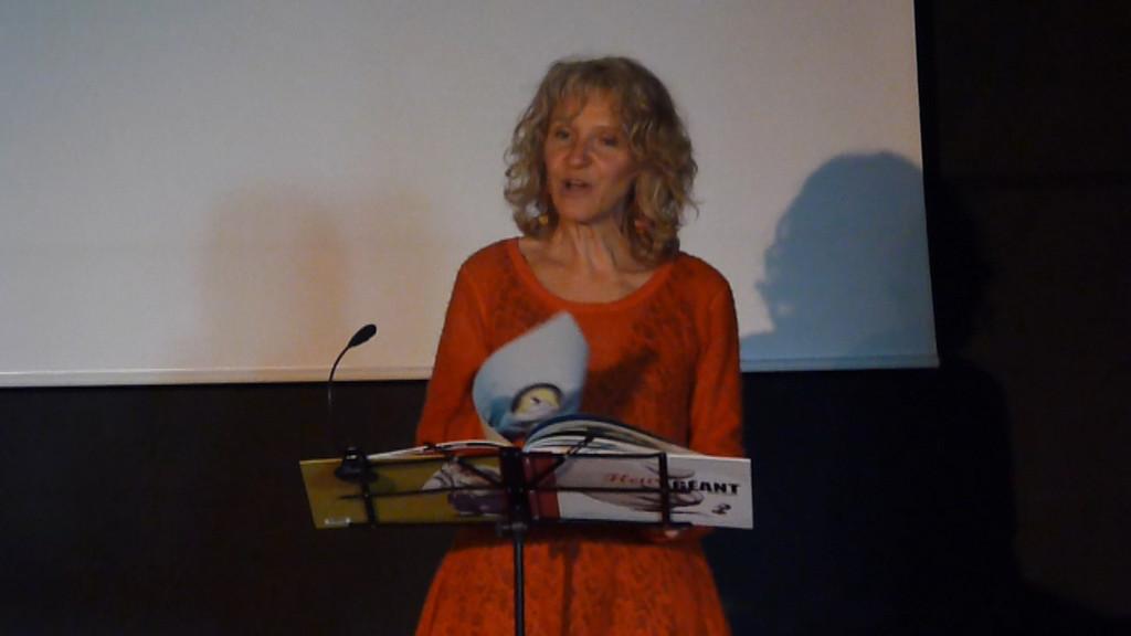 """Lire élire 2012 """"Fleur de Géant """""""
