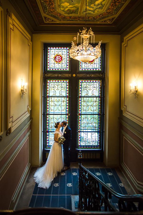 Trauung in der Villa Leutert Gießen - Hochzeitsbilder