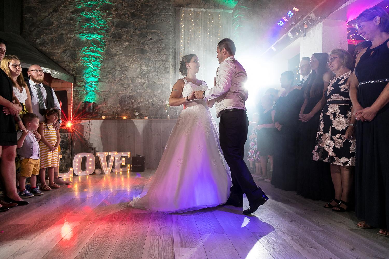 Hochzeitsfeier in der Alten Klostermühle Lich