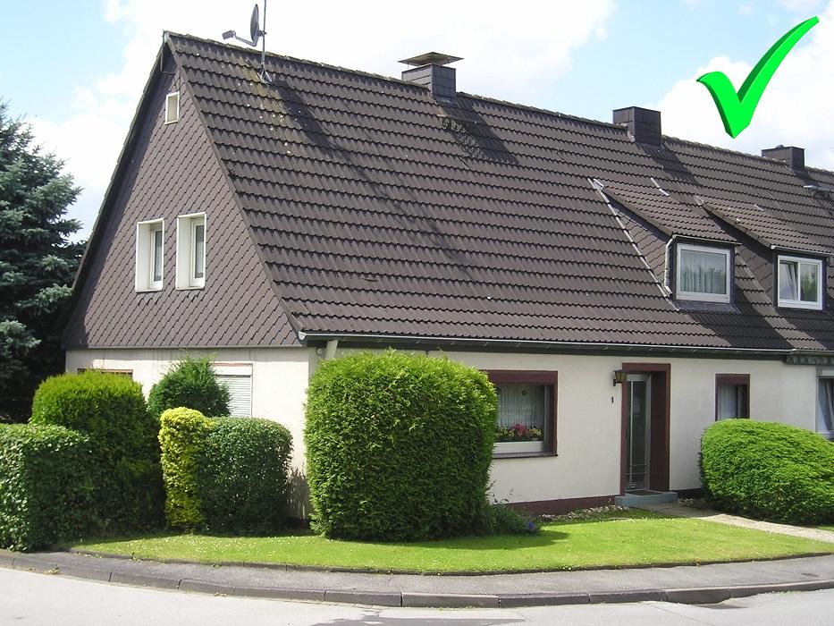 Wülfrath!  Doppelhaushälfte