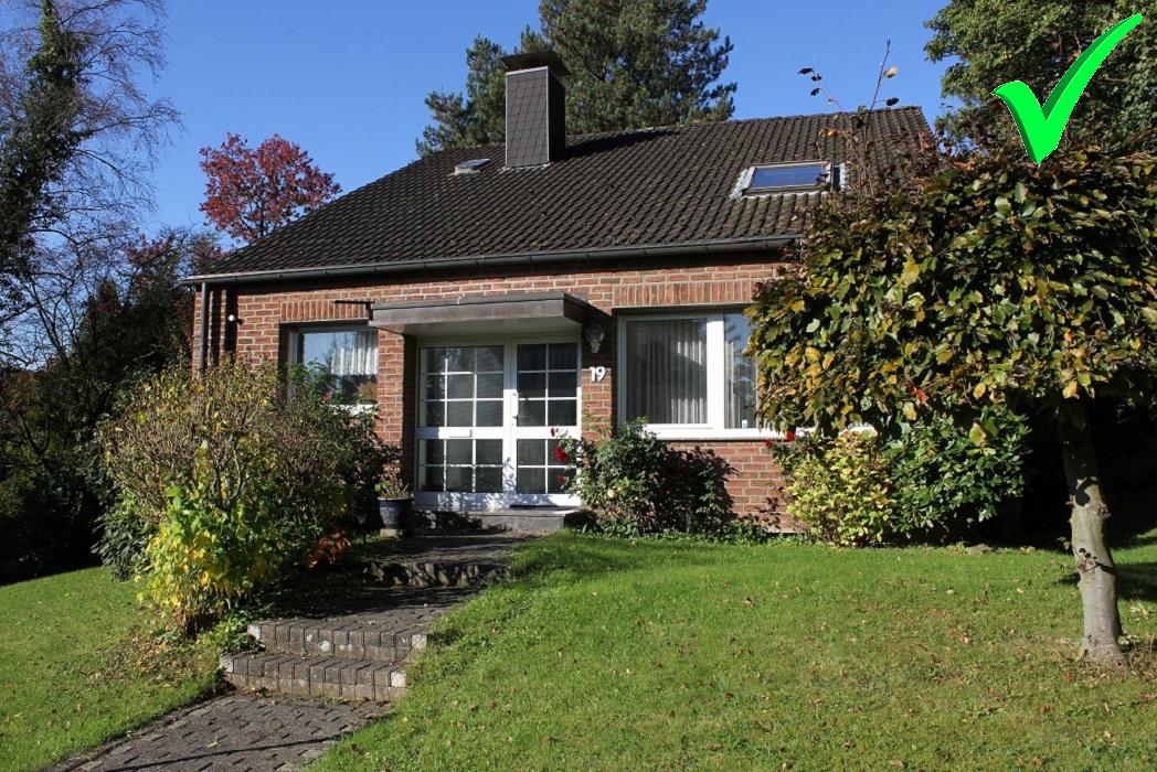 Mettmann - West! Frei stehendes Einfamilienhaus