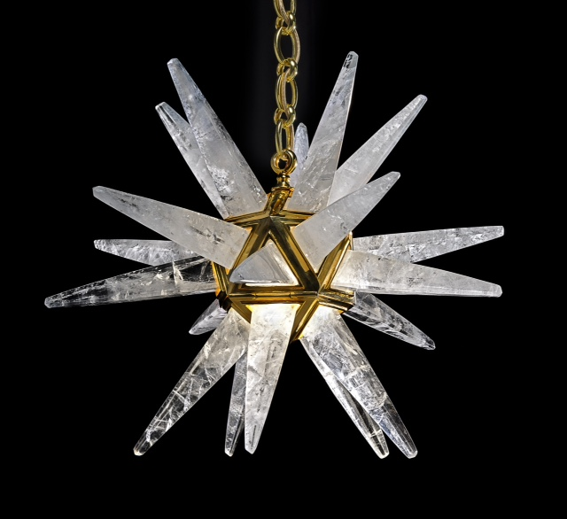 ROCK CRYSTAL STAR III GOLD EDIITON