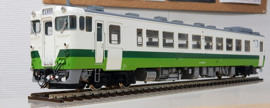 Kiha 40 KMT - U-trains Hokaido version 2