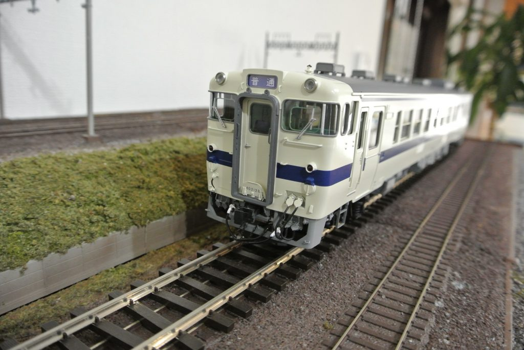 Kiha 40 KMT - U-trains Kyushu version