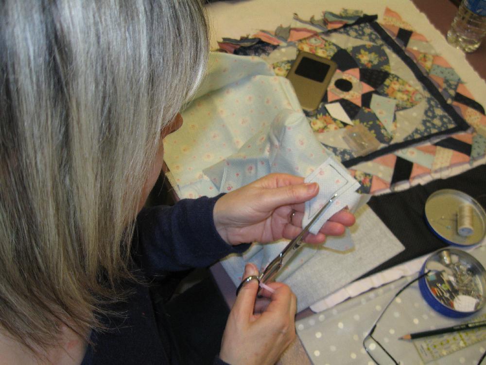 Les ateliers créatifs patchwork de Lulu Coquelicot