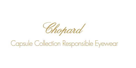 CHOPARD Responsible Eyewear