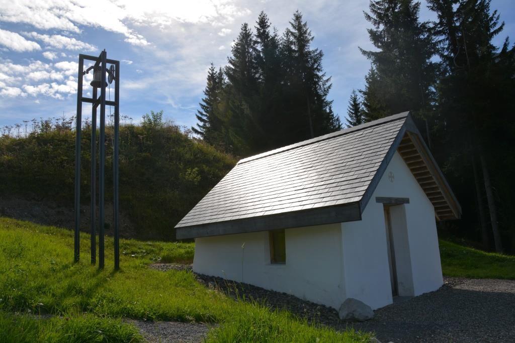 Jakobsweg Kapelle