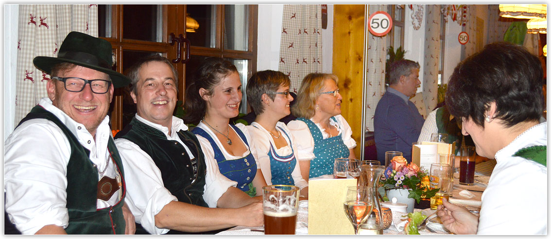 Veranstaltungen im Hotel zur Post in Kiefersfelden